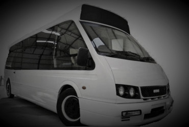 party bus hire leicester