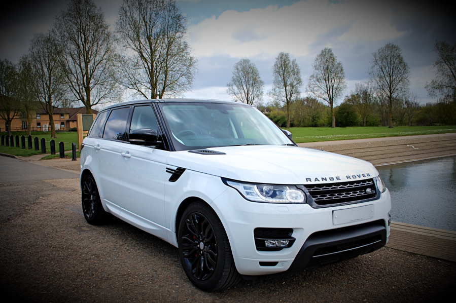white range rover sport leicester limousine hire. Black Bedroom Furniture Sets. Home Design Ideas